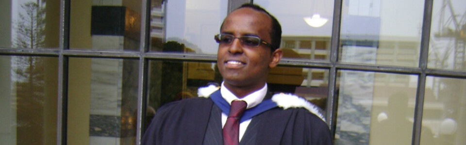 My name is Ahmed and I am an auditor